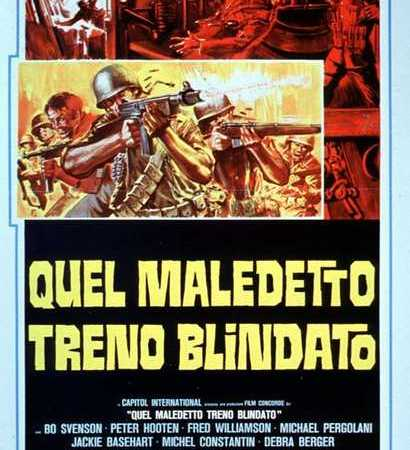 Quel maledetto treno blindato (The inglorious bastards, E.G. Castellari, 1978)