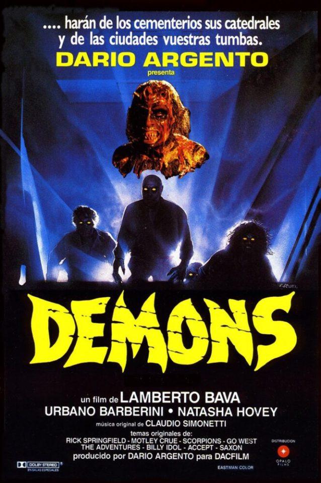 Demoni (L. Bava, 1985)