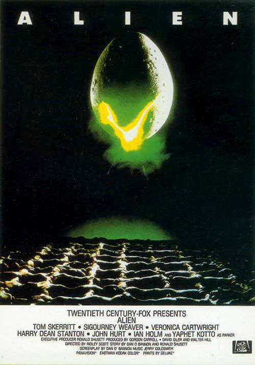 Alien (R. Scott, 1979)