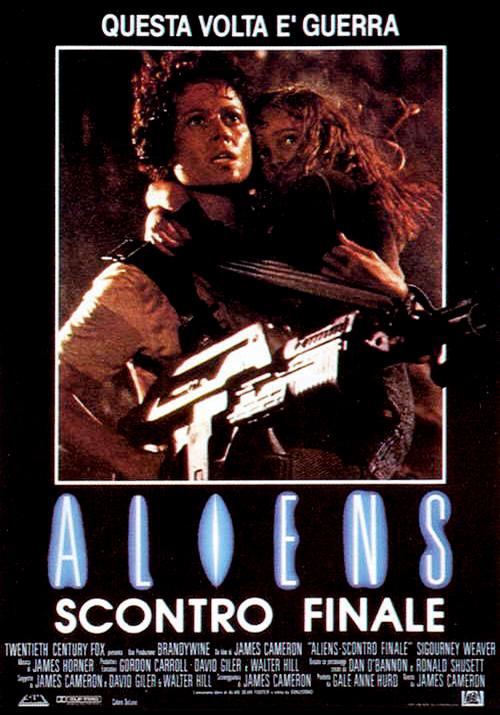 Aliens – Scontro finale (J. Cameron, 1986)