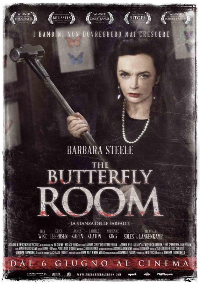 The Butterfly Room – La stanza delle farfalle (2012, J. Zarantonello)
