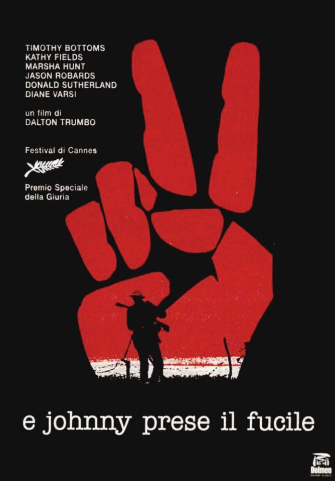 E Johnny prese il fucile (1971, Dalton Trumbo)