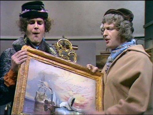 Owl Stretching Time Ep. 1.4 (Monty Python, 1969)