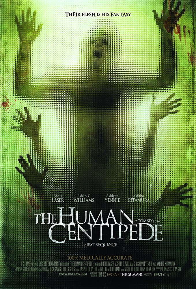 Il centipede umano (First sequence) (T. Six, 2009)