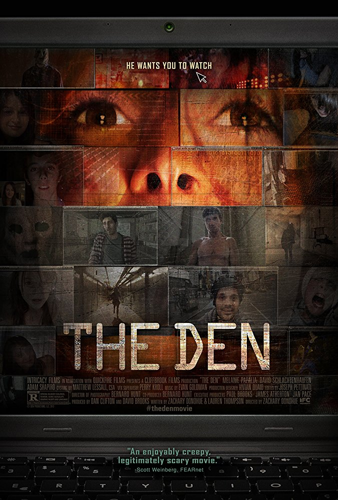 The Den (Zachary Donohue, 2013)