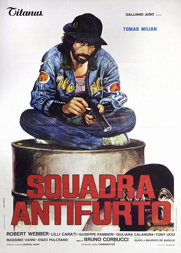 Squadra antifurto (B. Corbucci, 1976)