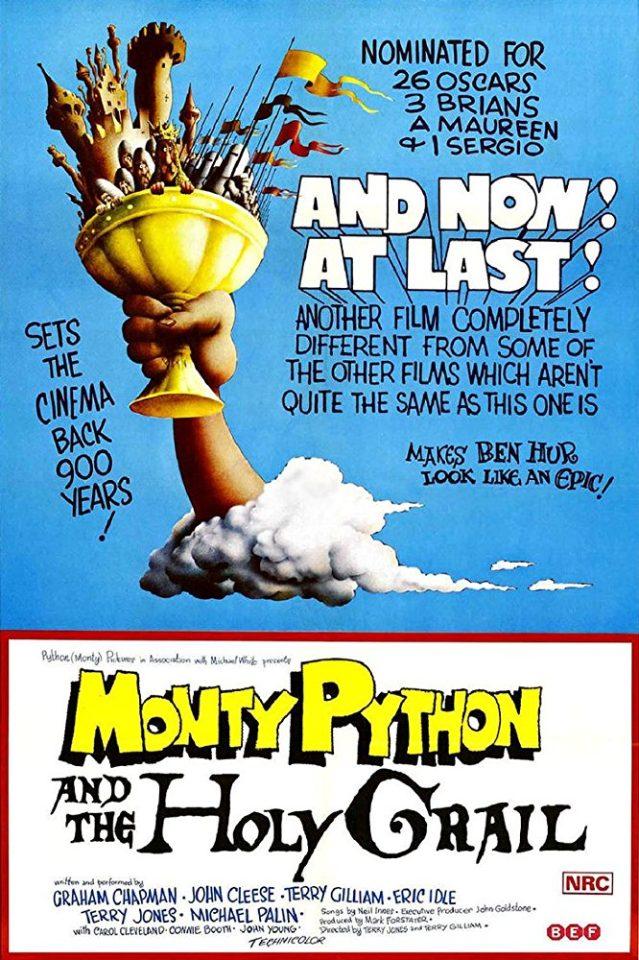 Monty Python e il Sacro Graal (T. Gilliam, T. Jones, 1975)