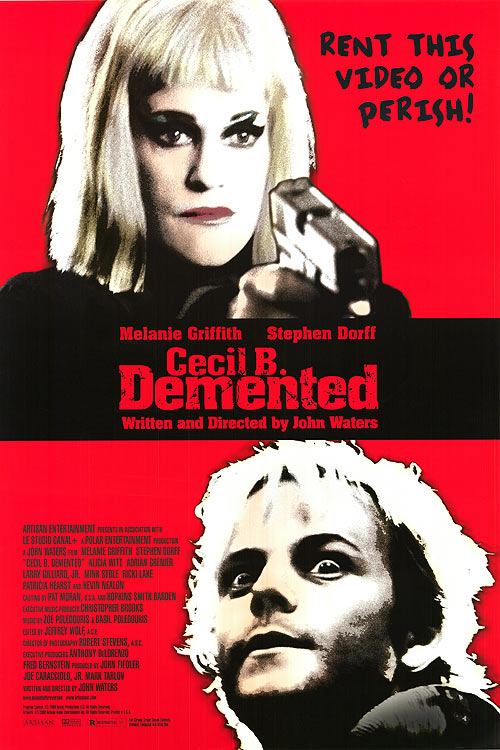A morte Hollywood (Cecil B. DeMented, J. Waters, 2000)