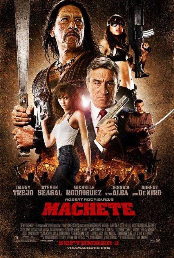 Machete (R. Rodriguez, 2010)