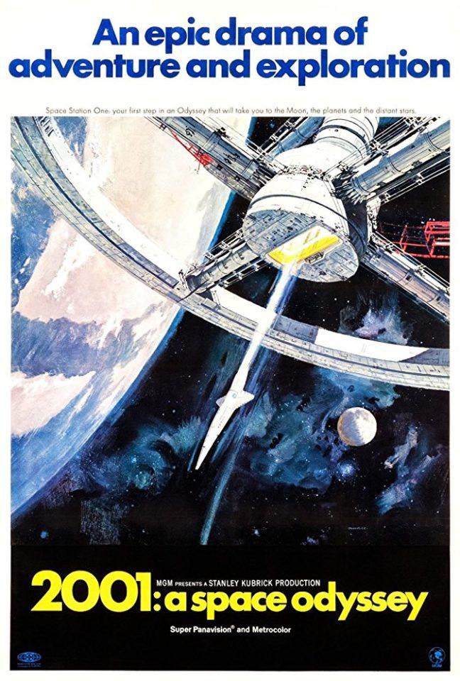 2001 Odissea nello spazio (S. Kubrick, 1968)