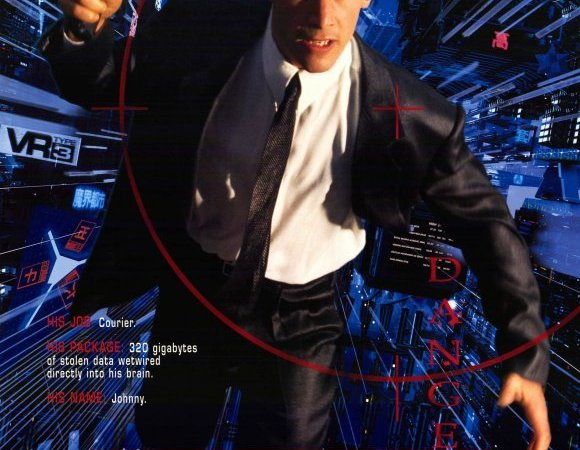 Johnny Mnemonic (R. Longo, 1995)