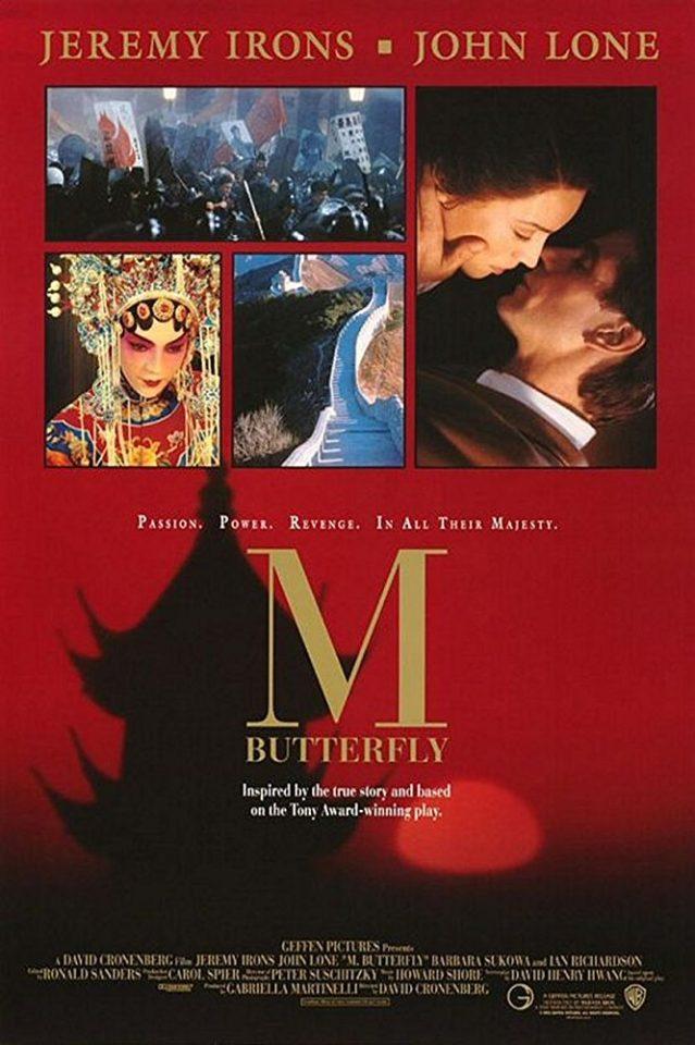 M. Butterfly (D. Cronenberg, 1993)