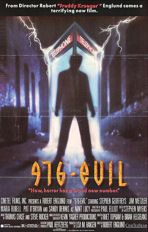 976 – Chiamata per il diavolo (R. Englund, 1988)