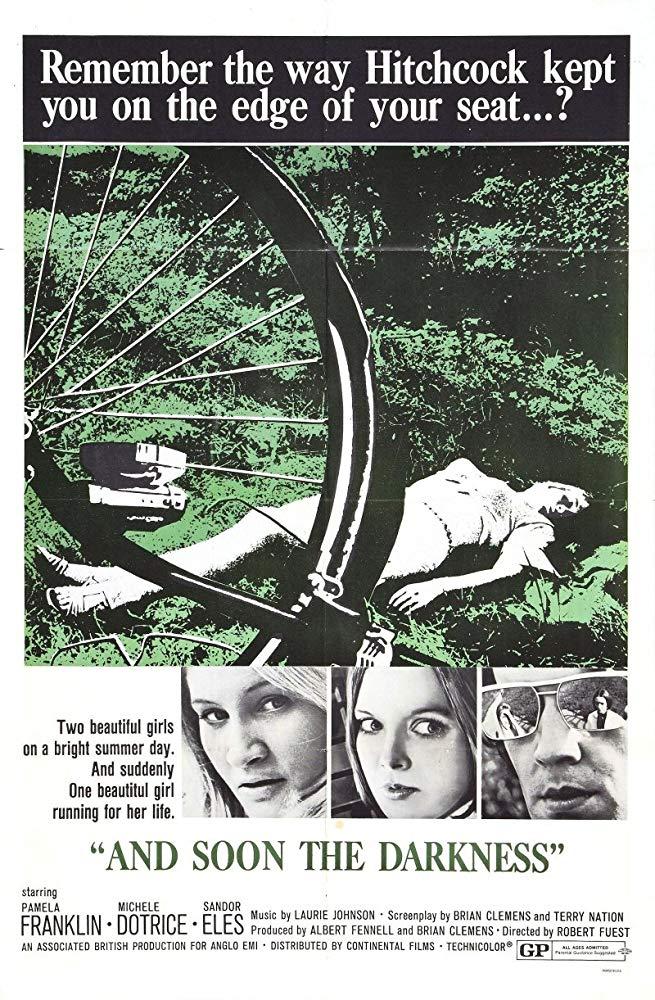 Il mostro della strada di campagna (R. Fuest, 1970)