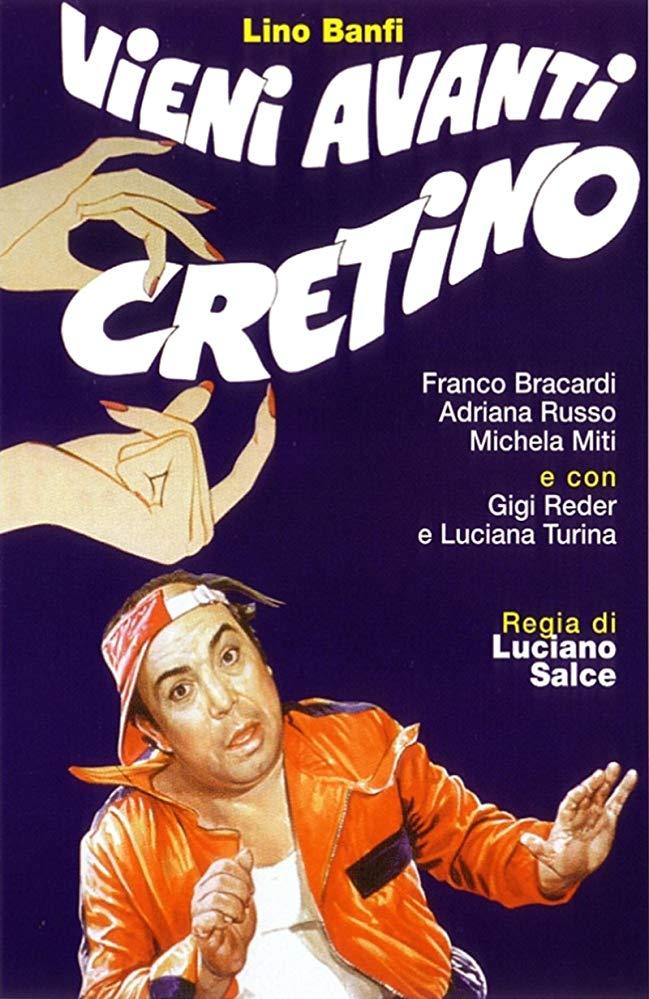 Vieni avanti cretino (1982, L. Salce)