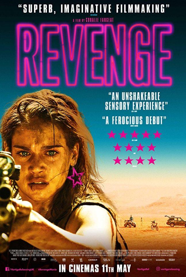 Revenge (C. Fargeat, 2017)