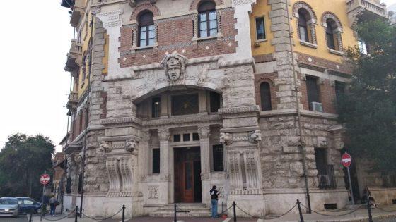 Palazzo del Ragno - Roma - Quartiere Coppedè