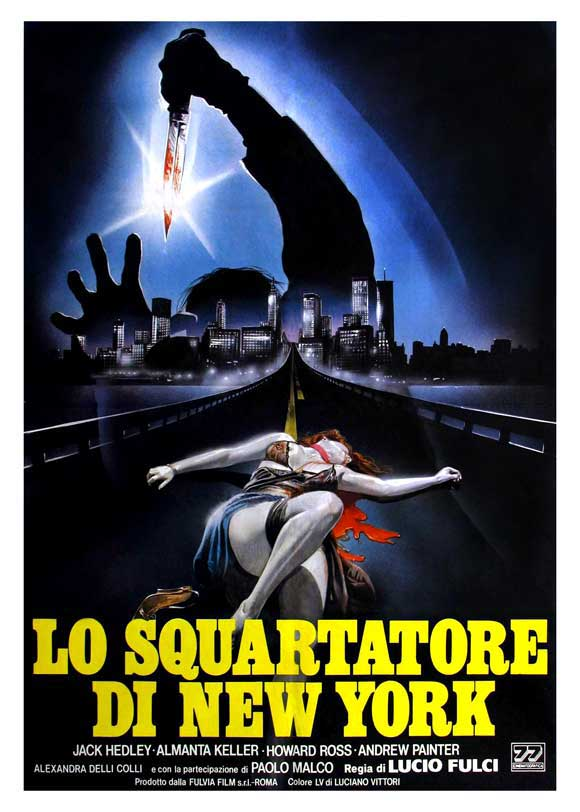 Lo squartatore di New York (L. Fulci, 1982)