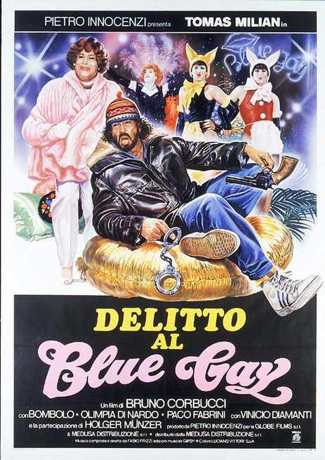 Delitto al Blue Gay (B. Corbucci, 1984)