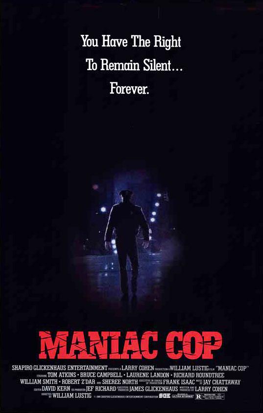 Maniac Cop – Poliziotto sadico (W. Lusting, 1988)