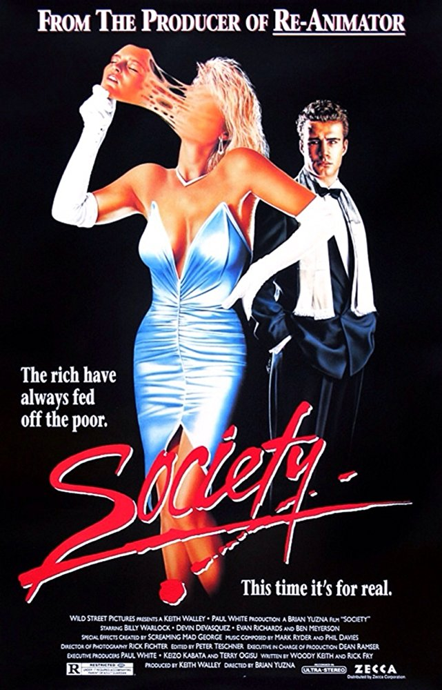 Society – The horror (B. Yuzna, 1992)