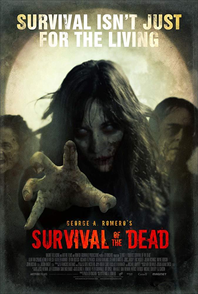 Survival of the Dead – L'Isola dei Sopravvissuti (G. Romero, 2009)