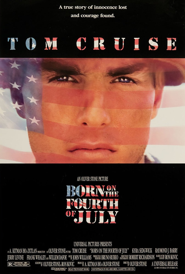 Nato il quattro luglio (O. Stone, 1989)