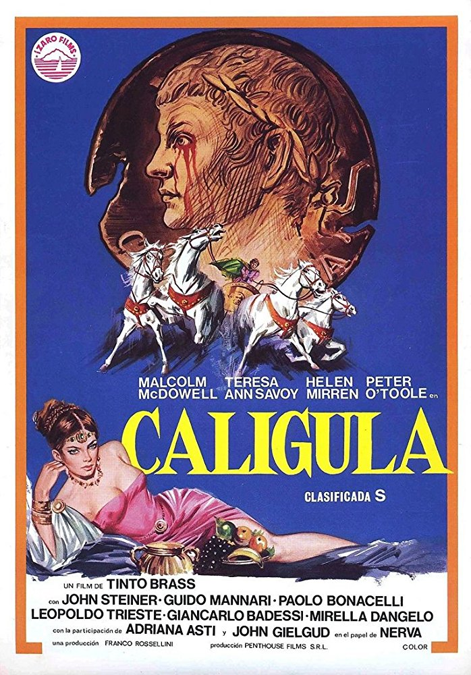 Io, Caligola (Caligula, T. Brass, 1979)