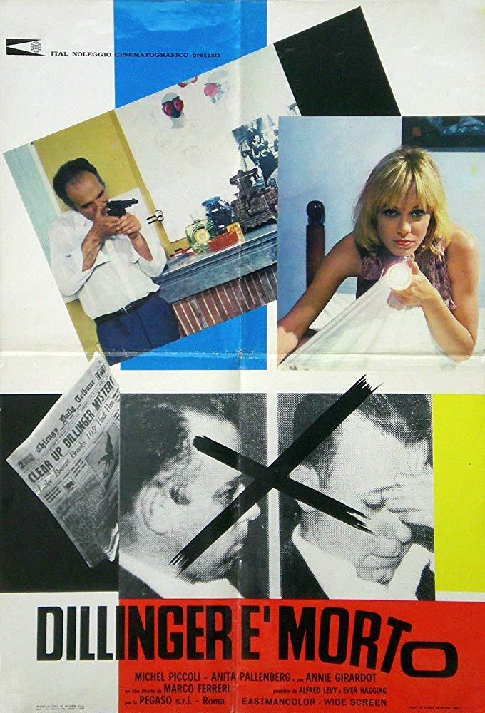 Dillinger è morto (M. Ferreri, 1969)