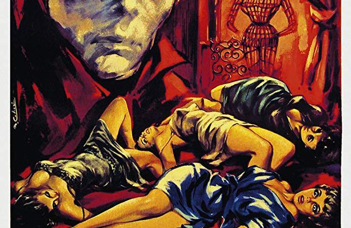 Sei donne per l'assassino (M. Bava, 1964)