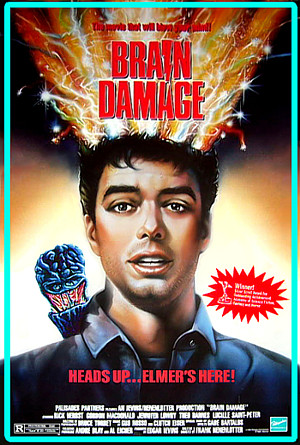 Brain damage – La Maledizione di Elmer (F. Henenlotter, 1987)