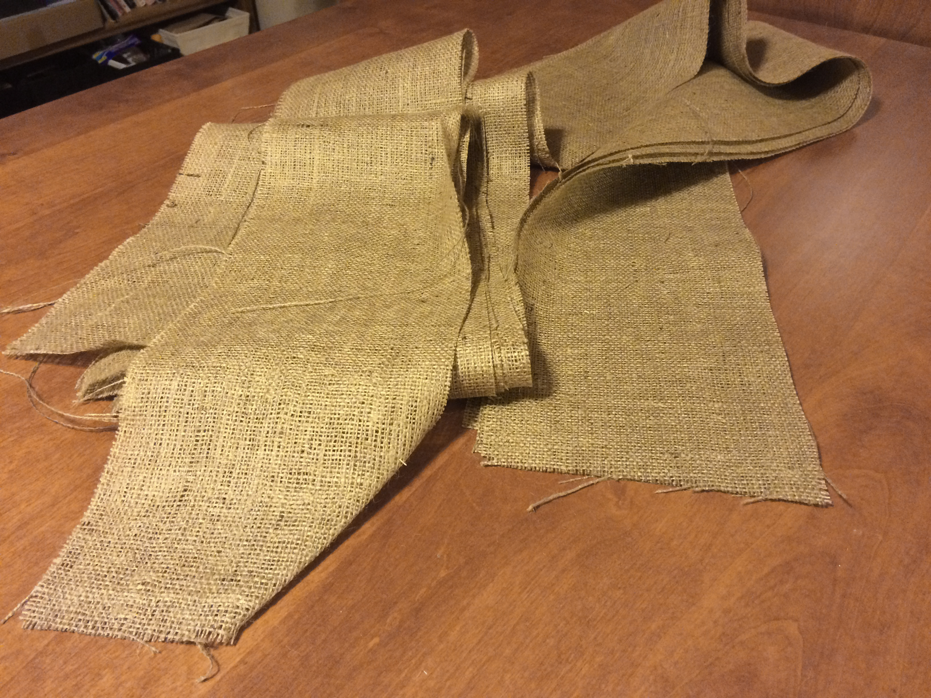 burlap chair sashes fisher price toddler easy