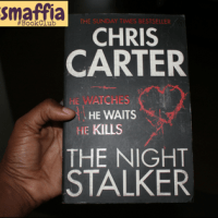 #LipglossmaffiaBookclub: The Night Stalker || Chris Carter...