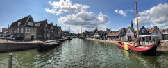 Monnickendam, kikötő.