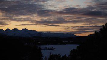 Egy fjord