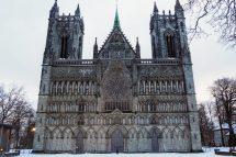 Trondheim, Nidaros székesegyház