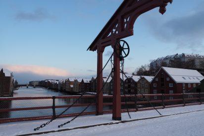 Trondheim, Gamle Bybro és a Bakklandet