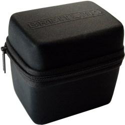 Breitling Uhrbox Textil Reise und Service Etui schwarz