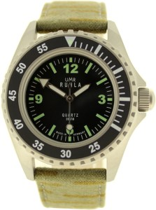 UMR RUHLA Kampfschwimmeruhr 13-01 NVA Uhrband LIPORIS