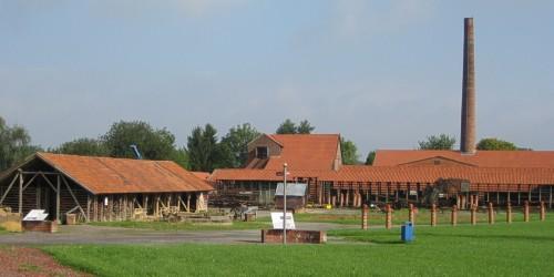 LWlabel Ziegelei Museum Lage