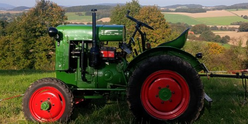 Traktorenmuseum Horn-Bad Meinberg