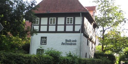 Wald-Forstmuseum Heidelbeck