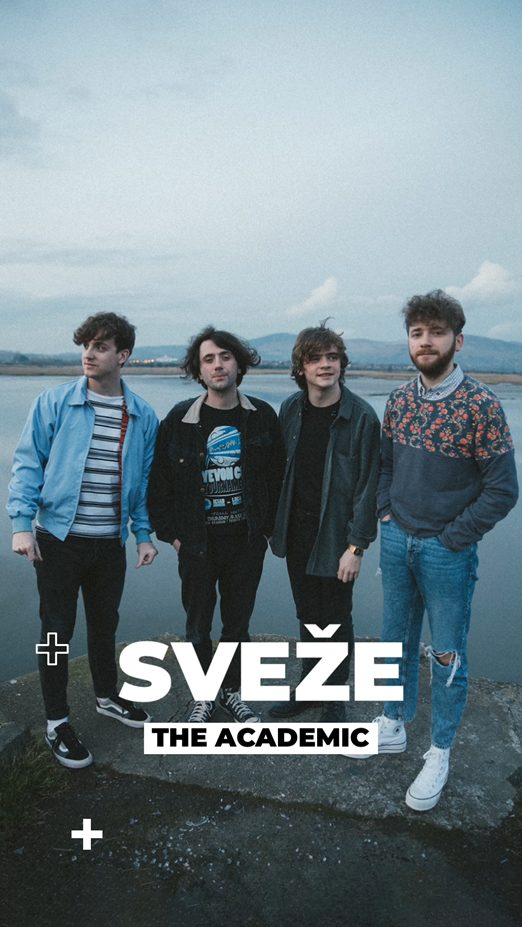 "[SVEŽE] The Academic – ""Anything Could Happen"""