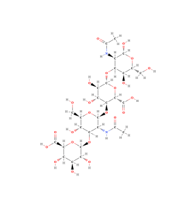 Hyaluronic Acid (Structure)