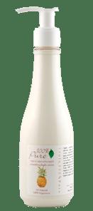 100% Pure Organice Pineapple Nourishing Body Cream