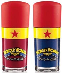 Mac Wonder Woman collection lipstick