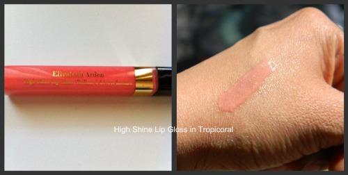 Elizabeth Arden High Shine lip gloss #20 Tropicoral