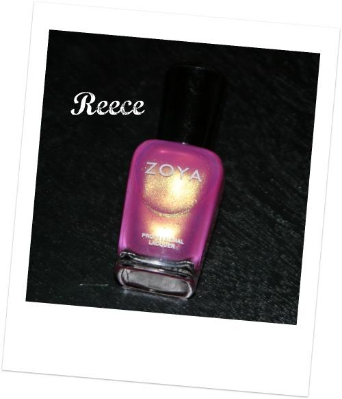 Zoya nail polish in Reece