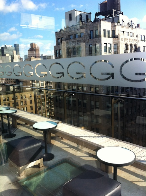 Exclusive Pantene Event at the Hotel Gansevoort in New York City