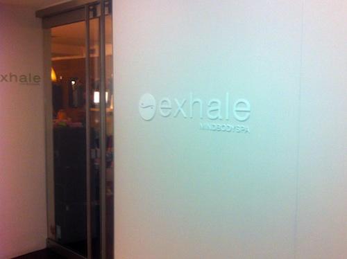 Exhale Spa New York City